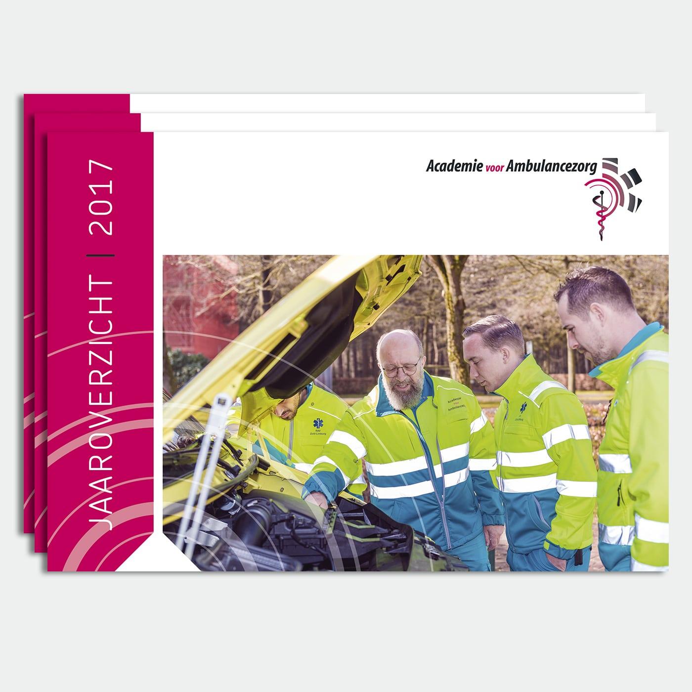 Ambulance Academie Jaaroverzicht 2017